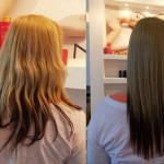 Brazylijskie prostowanie włosów