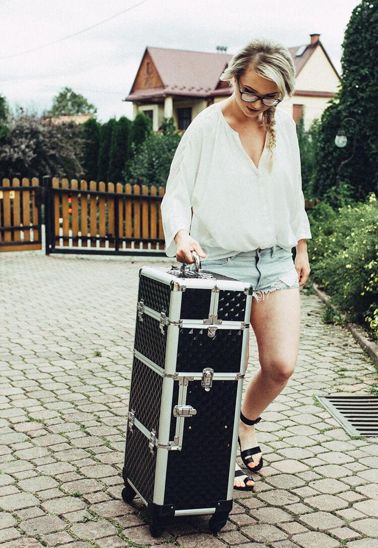 kufer i stylistka