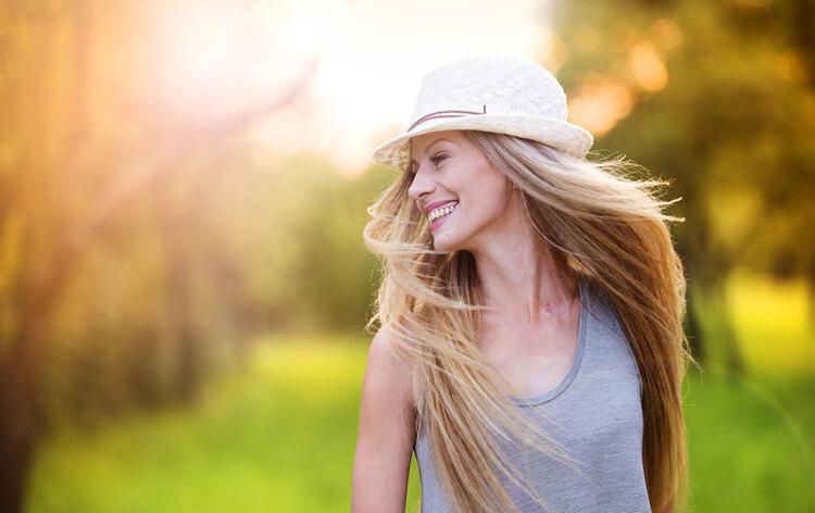 jak dbać o włosy po zimie