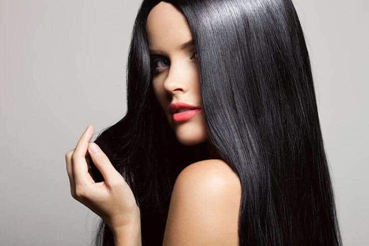 włosy po keratynie