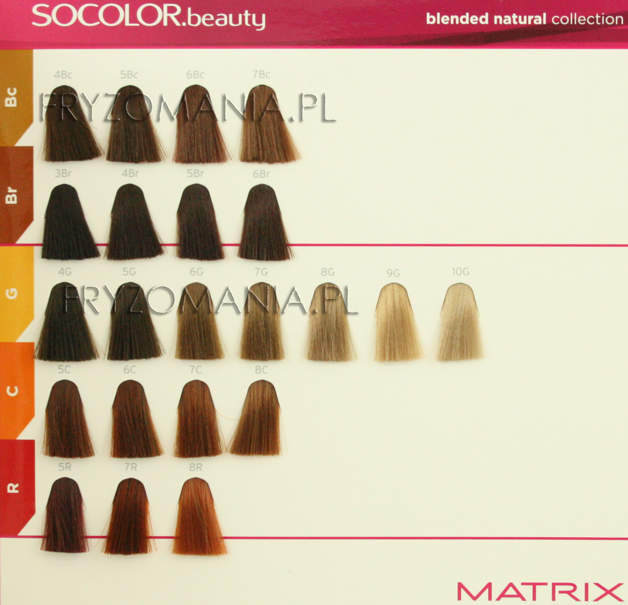 Matrix Socolor Beauty Farba Do Trwałej Koloryzacji 90ml