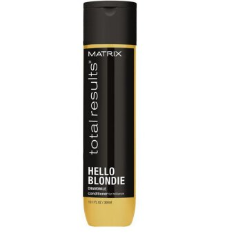 Matrix Total Results Hello Blondie Conditioner odżywka rozświetlająca 300ml