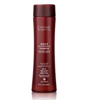 Alterna Caviar Clinical Daily Detoxifying szampon do włosów 250ml