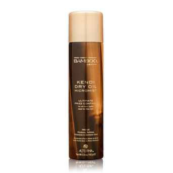 Alterna Bamboo Smooth Kendi Dry Oil Micro Mist - olejek do włosów w mgiełce 150ml