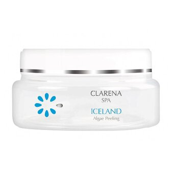 Clarena Iceland Algae Peeling do ciała 200ml