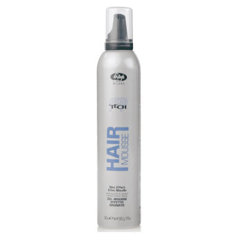 Lisap High Tech Gel Mousse pianka do włosów w żelu 300ml