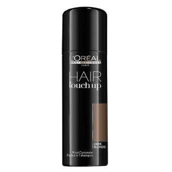 Loreal Hair Touch Up spray maskujący odrost ciemny blond 75ml