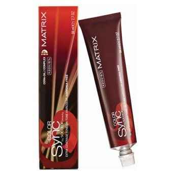 Matrix Color Sync Extra Coverage koloryzacja bez amoniaku ton w ton 90ml