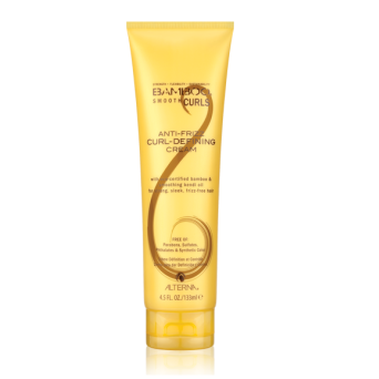 Alterna Bamboo Anti-Frizz Curl Definig Cream - krem do loków 133ml