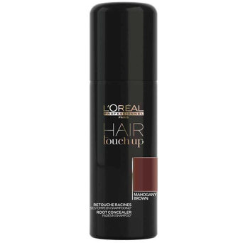 Loreal Hair Touch Up spray maskujący odrost mahoń 75ml