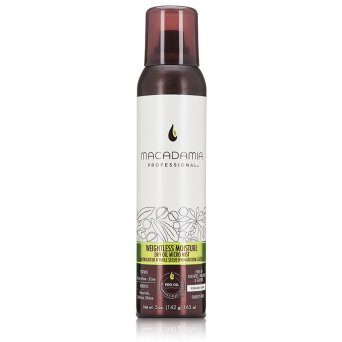 Macadamia Weightless Moisture Dry Oil Micro Mist olejek do włosów w sprayu 163ml