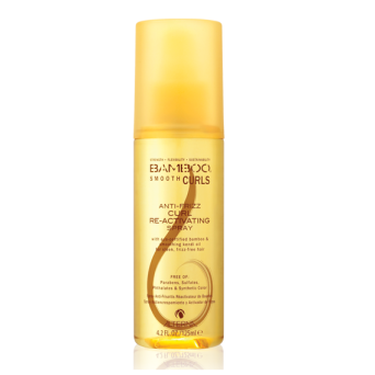 Alterna Bamboo Anti-Frizz Curl Re-Activating - spray do loków 125ml