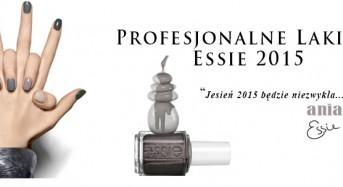 Essie professional 2015 czyli nowa kolekcja lakierów Essie na jesień