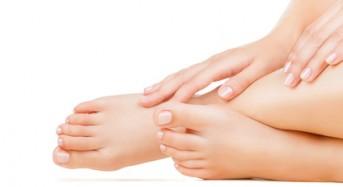 Jak właściwie zadbać o stopy?