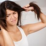 Pielęgnacja włosów suchych i zniszczonych