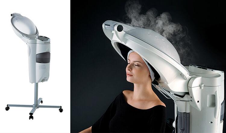 terapia ozonowa do regeneracji włosów
