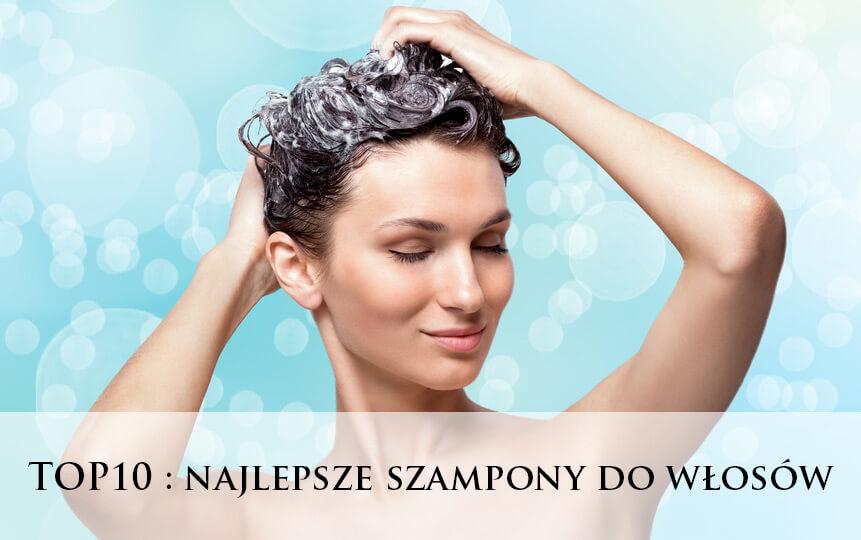 najlepsze szampony do włosów
