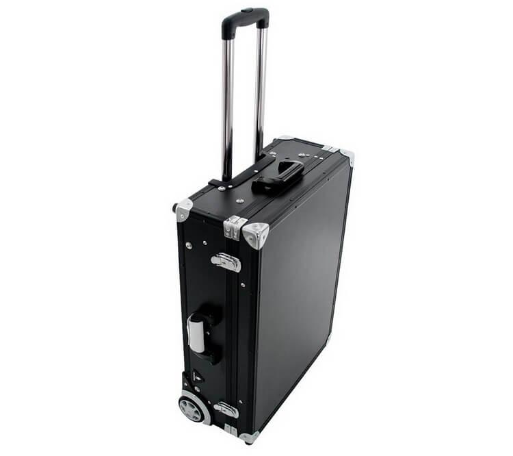 złożony kufer