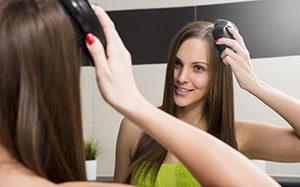 Jak szczotkować włosy? Czyli łatwe rozczesywanie włosów!