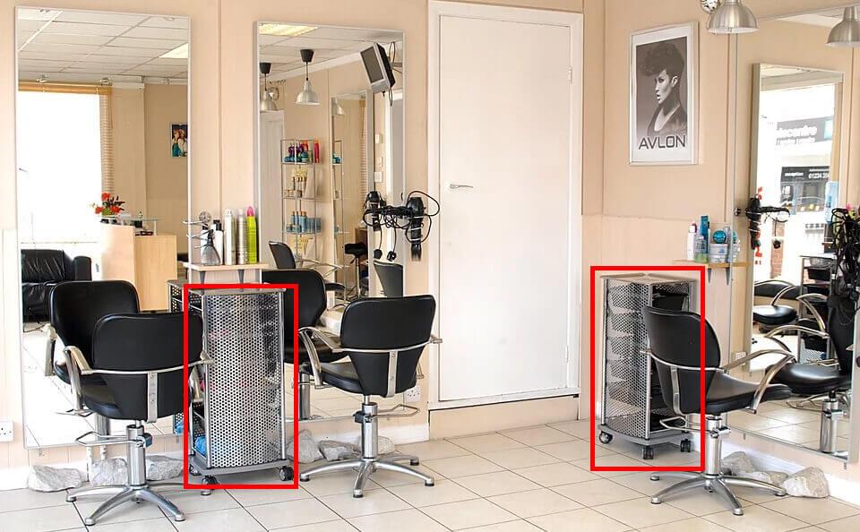 zdjęci główne pomocnika fryzjerskiego