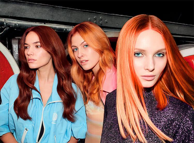 rude włosy czy tobie pasują