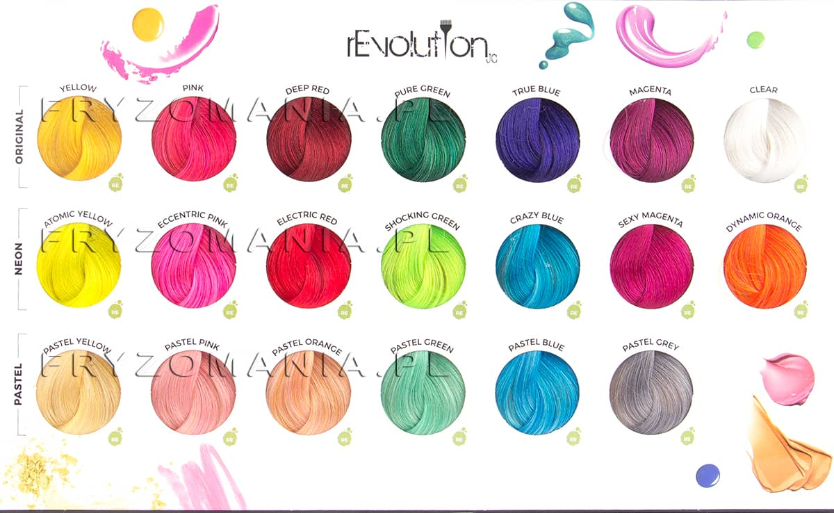 revolution original neo pastel
