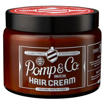 Pomp & Co. Hair Cream matująca pasta 455g