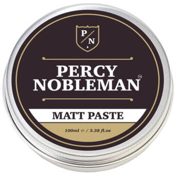 Percy Nobleman Matt Paste pasta do włosów 100ml