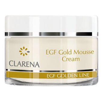 Clarena EGF Gold Mousse Cream krem 50ml