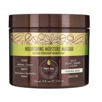 Macadamia Nourishing Moisture Masque maska do włosów 236ml