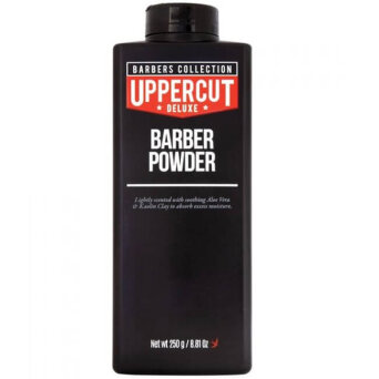 Uppercut Deluxe Barber Powder talk fryzjerski 250g
