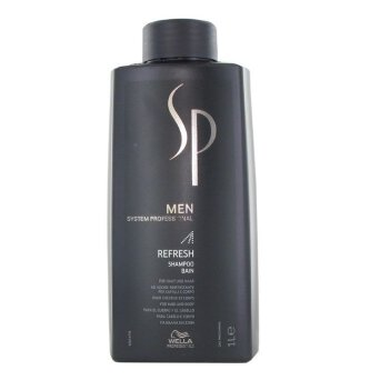 Wella SP Men Refresh Shampoo - szampon do włosów 1000ml