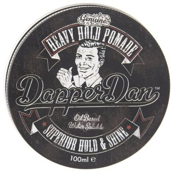 Dapper Dan Heavy Hold Pomade Pomada do męskich włosów 100ml