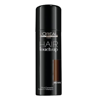 Loreal Hair Touch Up spray maskujący odrost brąz 75ml