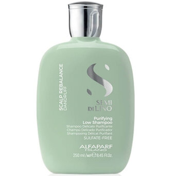 Alfaparf Semi Di Lino SCALP CARE Purifying szampon do włosów 250ml
