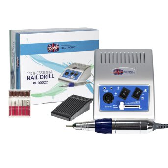 RONNEY Nail Drill RE 00022 Frezarka do paznokci