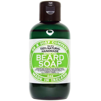 Dr K Soap Beard Soap Woodland szampon do brody 100ml