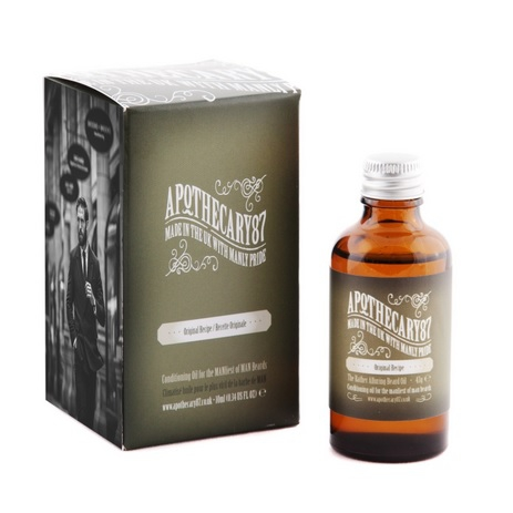 Apothecary87 The Original Olejek do brody 100ml