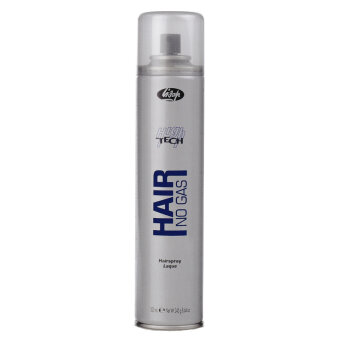 Lisap High Tech Natural lakier do włosów bez gazu 300ml