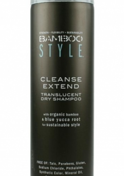 Alterna Style Bamboo Cleanse Extend Translucent Dry Shampoo suchy szampon 150ml