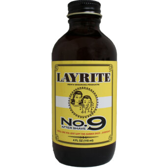 Layrite Bay Rum Aftershave płyn po goleniu 118ml