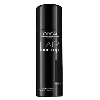Loreal Hair Touch Up spray maskujący odrost czarny 75ml