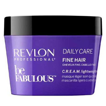 Revlon Be Fabulous Daily Care Fine maska do włosów cienkich 200ml