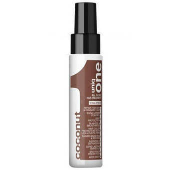 Revlon Uniq One Coconut - mini maska do włosów w sprayu 9ml