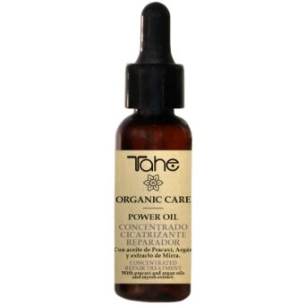 Tahe ORGANIC CARE POWER OIL Koncentrat serum regenerujące włosy 30ml