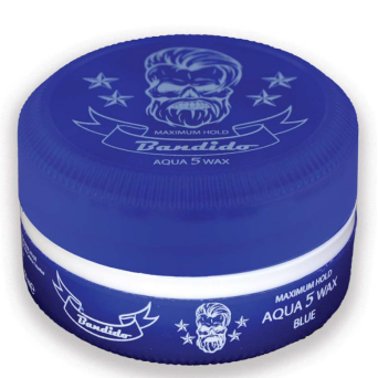 Bandido Hair Wax 5 Blue wodny wosk do włosów 150ml