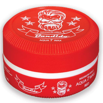 Bandido Hair Wax 7 Red wodny wosk do włosów 150ml