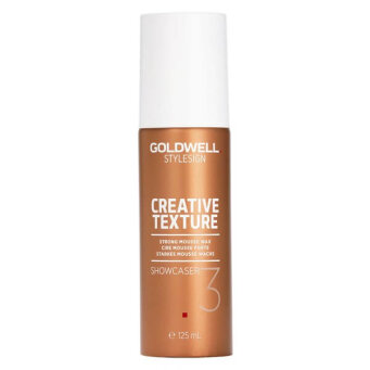 Goldwell StyleSign Creative Texture Showcaser mocny wosk w piance 125ml