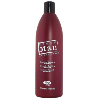 Lisap MAN 6% Aktywator oxydant do farb Lisap Man 1000ml