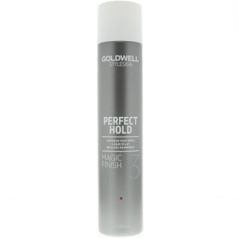 Goldwell Stylesign Perfect Hold Sprayer 3 Magic Finish lakier średnio utrwalający 500ml